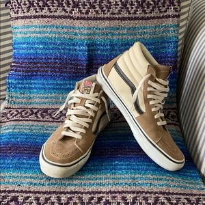Mens vintage VANS High-Top Sneaker